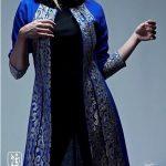 جدیدترین مدل مانتو مجلسی دخترانه و زنانه عید 94