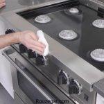 روش های تمیز کردن اجاق گاز | راهکارهای شگفت انگیز