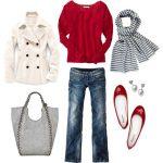 راهنمای خرید و انتخاب لباس قرمز