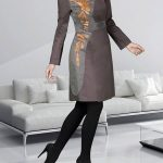 جدیدترین مدل مانتو اریکا متناسب با رنگ سال 2015
