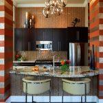 طراحی آشپزخانه و دکوراسیون آشپزخانه 2015