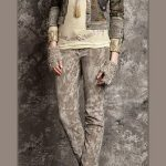 جدیدترین مدل لباس دخترانه رنگ شراب خاکی 2015 برند Daniela Dallavalle