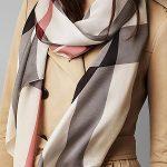 مدل شال و روسری 2015