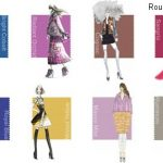 ست لباس متناسب با رنگ سال 2015