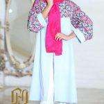گالری مدل مانتو شیک و سنتی برند ایرانی 2017