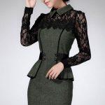 مدل کت و دامن 2016 مجلسی بسیار شیک و زیبا