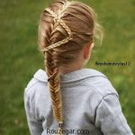 گالری زیباترین مدل موی بچگانه دخترانه+عکس
