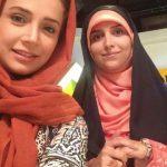 شبنم قلی خانی در برنامه روبراه شبکه 2 + عکس