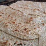 آموزش طرز تهیه نان لواش سنتی و راز خوشمزه شدن نان لواش خانگی