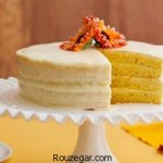 کیک پرتقالی + طرز تهیه انواع مدل کیک پرتقالی بدون فر
