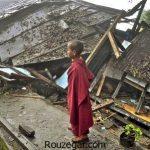 عکس زلزله و سونامی در ژاپن و زمین لرزه ها در جهان
