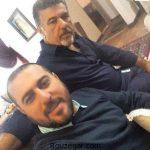 محسن کیایی با انتشار عکسی در اینستاگرام روز پدر را به پدرش تبریک گفت