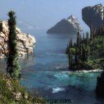عکس صخره ها و عجیب ترین صخره ها در سواحل دریاها