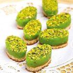 طرز تهیه حلوای پسته برای ماه مبارک رمضان