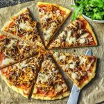 پیتزا پیاز فرانسوی و آموزش طرز تهیه پیتزا پیاز فست فودی خوشمزه