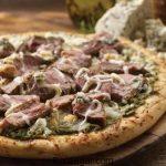 پیتزا گوشت و قارچ + طرز تهیه پیتزا گوشت و قارچ خانگی