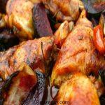 طرز تهیه خوراک مرغ وارنا