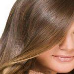 رنگ موی عسلی روشن و آموزش ترکیب رنگ موی عسلی زیتونی بدون دکلره