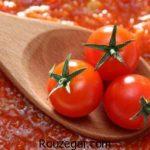 رب گوجه فرنگی خوش رنگ + طرز تهیه رب گوجه فرنگی خانگی