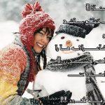 سری جدید گلچین زیباترین دوبیتی زمستانی عاشقانه درباره برف و سرما