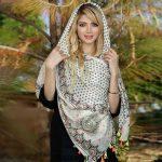 زیباترین و شیک ترین مدل شال و روسری زنانه و دخترانه