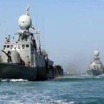 7 آذر روز نیروی دریایی ارتش ایران و متن تبریک روز نیروی دریایی