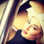 عکس های جدید صدف طاهریان بعد از کشف حجاب در اینستاگرام
