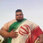 دیلی میل سجاد غریبی را هالک ایرانی خطاب کرد + عکس