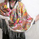 زیباترین مدل های روسری سنتی ترکمنی l چارقد ترکمن