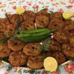طرز تهیه شامی نخودچی سنتی مدرن و راز خوشمزه شدن شامی نخودچی