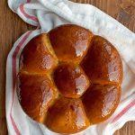 نان شیرمال سنتی خوشمزه + طرز تهیه نان شیرمال خانگی ساده بدون فر