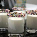 آموزش طرز تهیه شیر موز بستنی خانگی و راز خوشمزه شدن شیر موز بستنی