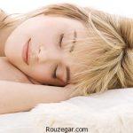 مراقبت پوست قبل از خوابیدن