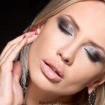 آموزش آرایش چشم دودی | چشمانی زیبا با آرایش دودی