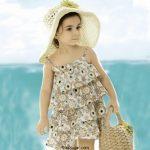 مدل لباس بچه گانه | گالری جدیدترین پیراهن تابستانه بچگانه 96-2017