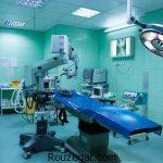 ماجرای مرگ بیمار زاهدانی بر اثر سقوط چراغ اتاق عمل + عکس