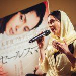 ترانه علیدوستی در سفر به ژاپن + تصاویر
