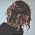 زیباترین و شیک ترین مدل موی باز کوتاه
