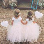 شیک ترین و جدیدترین مدل لباس عروس بچگانه (سری دوم)