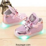 شیک ترین و جدیدترین کفش بچگانه دخترانه