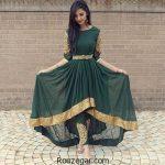 شیک ترین مدل لباس های هندی 2018