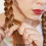 موهایتان را در حالت بافت با اتو مو فر کنید