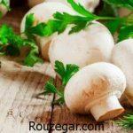 آموزش طرز تهیه ترشی قارچ و زیتون و راز خوشمزه شدن ترشی قارچ مخلوط
