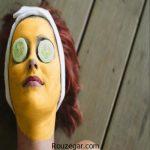 ماسک زردچوبه و عسل روشن کننده پوست و طرز تهیه ماسک زرد چوبه و عسل