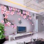 کاغذ دیواری سه بعدی + انواع کاغذ دیواری سه بعدی برای منزل 2018 – 97