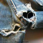 علت ساییده شدن خشتک شلوار جین چیست