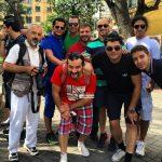 عکس های بازیگران ایرانی در برزیل 2014
