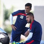عکس های تمرین تیم ملی ایران در برزیل 2014