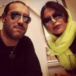 عکس های جدید و دیده نشده یاسمینا باهر و همسرش