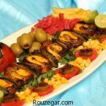 کباب یونانی مجلسی + طرز تهیه کباب یونانی با مرغ